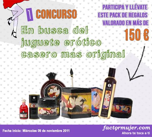 I Concurso Blog Factor mujer